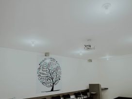 Paint Your Ceiling Like a Pro