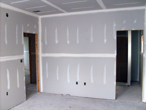 Gypsum Board Joints