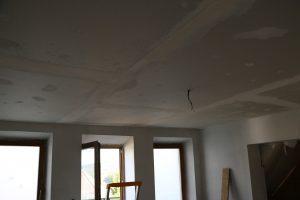 Plaster Partition
